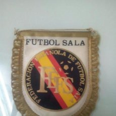 Coleccionismo deportivo: BANDERINES DE FUTBOL SALA. Lote 119855499
