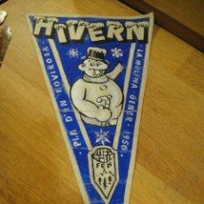 Coleccionismo deportivo: BANDERIN DEPORTIVO - AÑO 1956. Lote 122287971