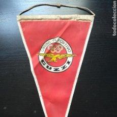 Coleccionismo deportivo: BANDERIN CLUB DEPORTIVO GUZZI - MOTOBALL MOTOPOLO. Lote 124520407