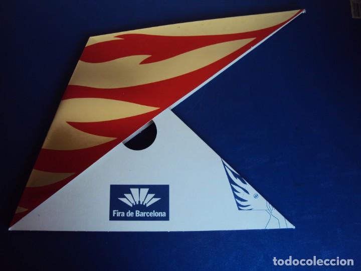 Coleccionismo deportivo: (F-180924)OLIMPIC KIT.CEREMONIA INAGURACION JJOO BARCELONA 92 Olimpic Kit para el público-participa - Foto 6 - 132651990