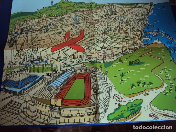 Coleccionismo deportivo: (F-180924)OLIMPIC KIT.CEREMONIA INAGURACION JJOO BARCELONA 92 Olimpic Kit para el público-participa - Foto 9 - 132651990