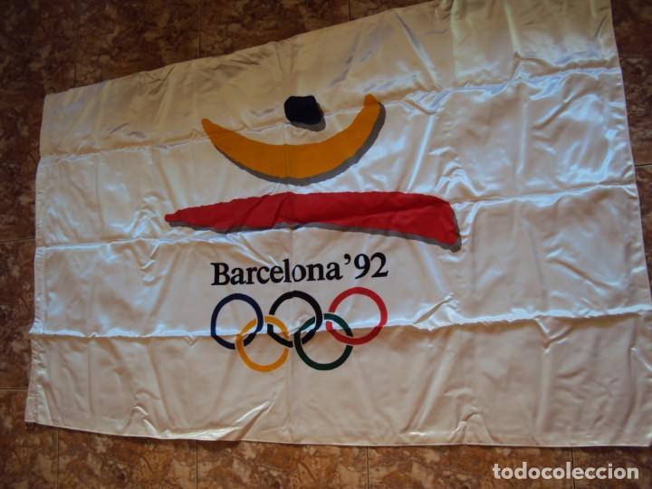 Coleccionismo deportivo: (F-180924)OLIMPIC KIT.CEREMONIA INAGURACION JJOO BARCELONA 92 Olimpic Kit para el público-participa - Foto 16 - 132651990