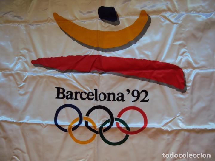 Coleccionismo deportivo: (F-180924)OLIMPIC KIT.CEREMONIA INAGURACION JJOO BARCELONA 92 Olimpic Kit para el público-participa - Foto 17 - 132651990