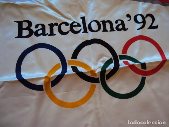 Coleccionismo deportivo: (F-180924)OLIMPIC KIT.CEREMONIA INAGURACION JJOO BARCELONA 92 Olimpic Kit para el público-participa - Foto 22 - 132651990