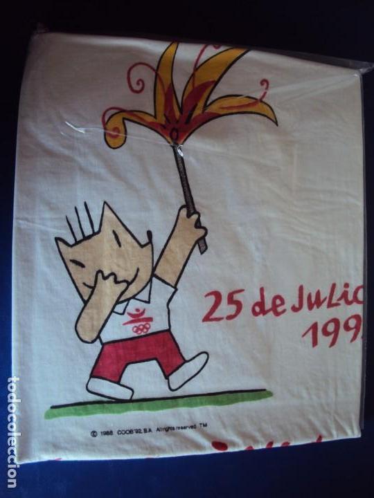 Coleccionismo deportivo: (F-180924)OLIMPIC KIT.CEREMONIA INAGURACION JJOO BARCELONA 92 Olimpic Kit para el público-participa - Foto 27 - 132651990
