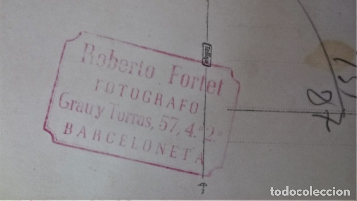 Coleccionismo deportivo: CLUB NATACION BARCELONA,AÑO 1945 TROFEO DE FRONTON,BANDERIN SOBRE MESA Y 3 FOTOGRAFIAS,BARCELONETA - Foto 8 - 137796854