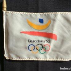 Coleccionismo deportivo: BARCELONA 92 BANDERIN. Lote 143874354