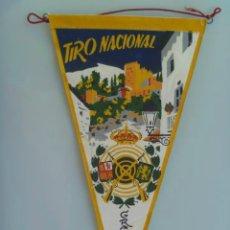 Coleccionismo deportivo: BANDERIN DEL TIRO NACIONAL . GRANADA.. Lote 145072826