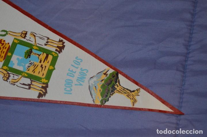 Coleccionismo deportivo: Vintage - ANTIGUO BANDERÍN - FIESTAS DEL SANTISIMO CRISTO DEL CALVARIO - ICOD 1961 - ENVÍO 24H - Foto 3 - 150160402
