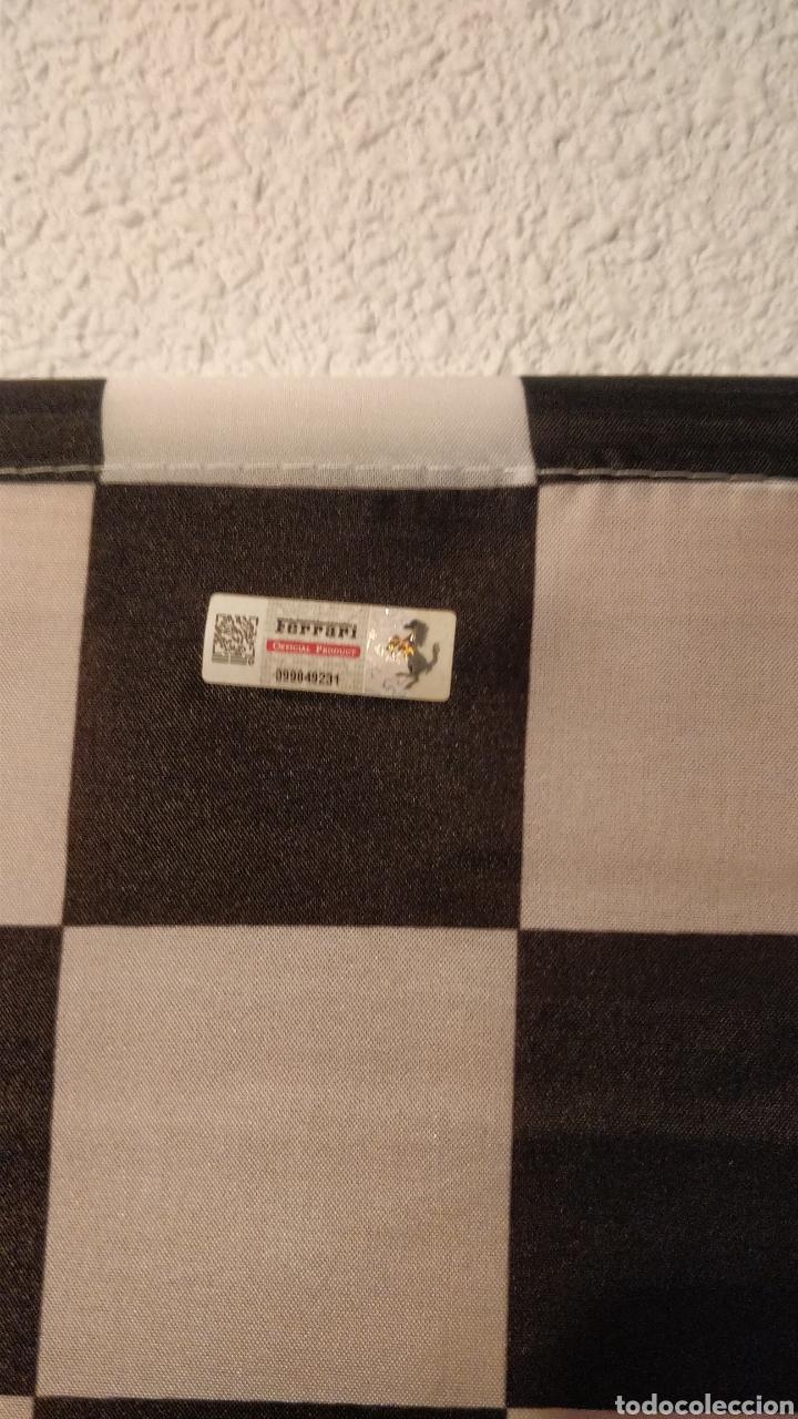Coleccionismo deportivo: Bandera Ferrari merchandising oficial - Foto 2 - 157876940