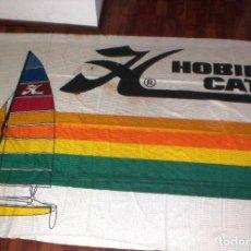 Coleccionismo deportivo: BANDERA PROPAGANDA HOBIE CAT. Lote 158698534