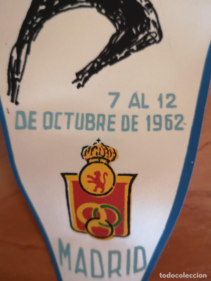 Coleccionismo deportivo: Banderin juegos atléticos iberoamericanos 1962 - Foto 4 - 165842702