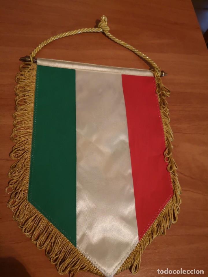 Coleccionismo deportivo: Banderin federación italiana de natación - Foto 3 - 169227712
