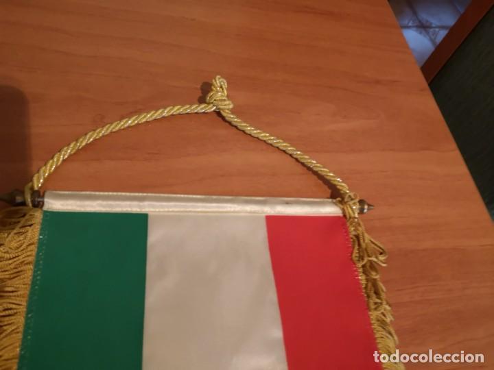 Coleccionismo deportivo: Banderin federación italiana de natación - Foto 4 - 169227712
