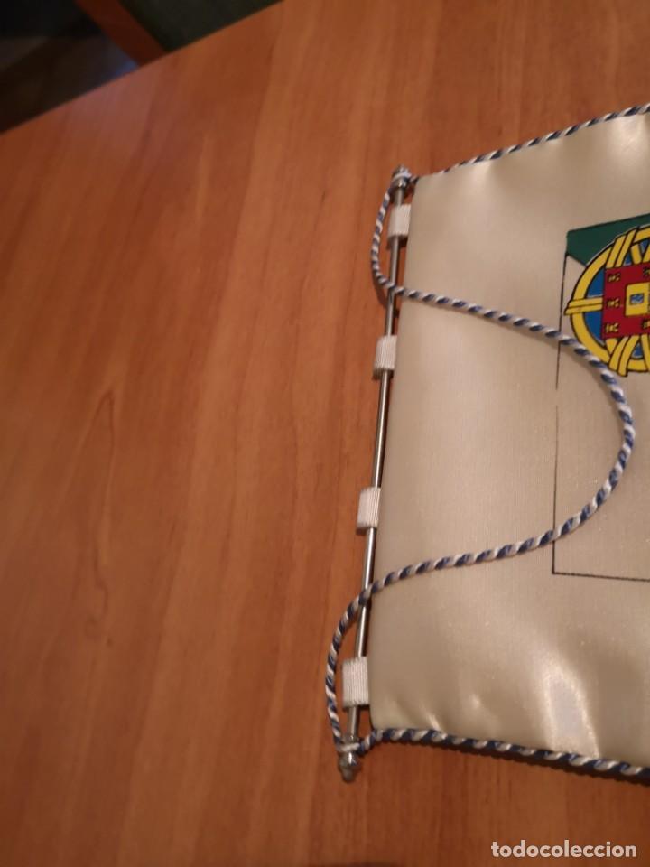 Coleccionismo deportivo: Banderin federación portuguesa de natación - Foto 3 - 169228096