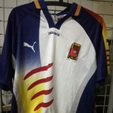 Coleccionismo deportivo: BEISBOL BASEBALL M CATALUNYA MATCH WORN CAMISETA SHIRT . Lote 170056352