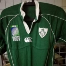 Coleccionismo deportivo: IRELAND RUGBY S POLO CAMISETA JERSEY SHIRT . Lote 170057480
