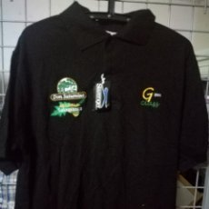 Coleccionismo deportivo: G-CLASS L MOTOR RACING POLO RALLY CAMISETA SHIRT . Lote 171237729