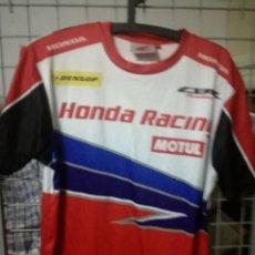 Coleccionismo deportivo: HONDA MOTUL MOTOGP S MOTOR RACING POLO RALLY CAMISETA SHIRT . Lote 171238350