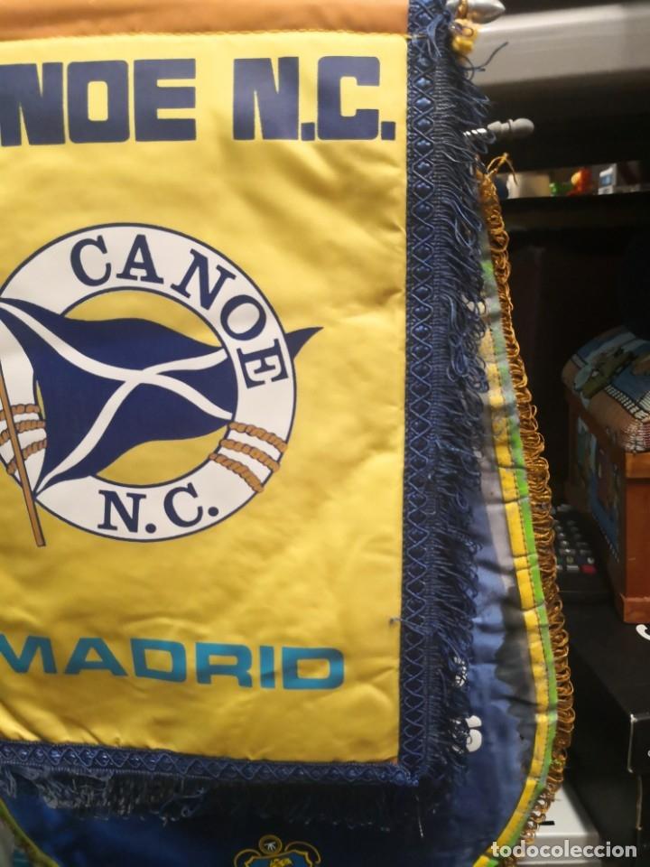 Coleccionismo deportivo: BANDERÍN CANOE N.C 2003 Tamaño: 23x33cm. - Foto 4 - 175634337