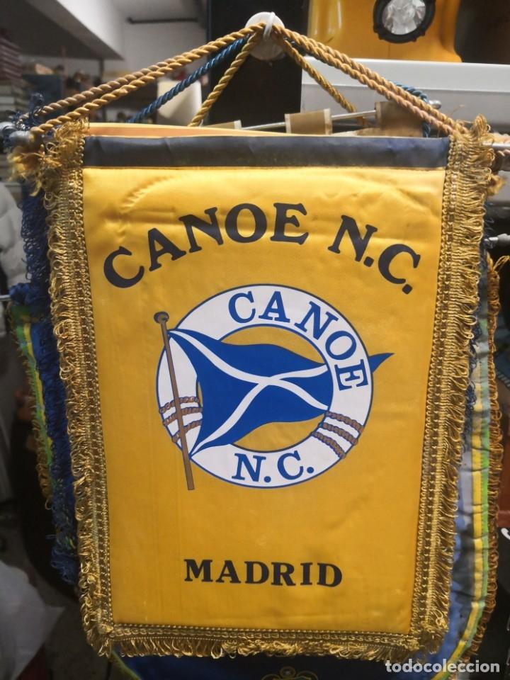 BANDERÍN CANOE N.C 2003 TAMAÑO: 23X33CM. (Coleccionismo Deportivo - Banderas y Banderines otros Deportes)