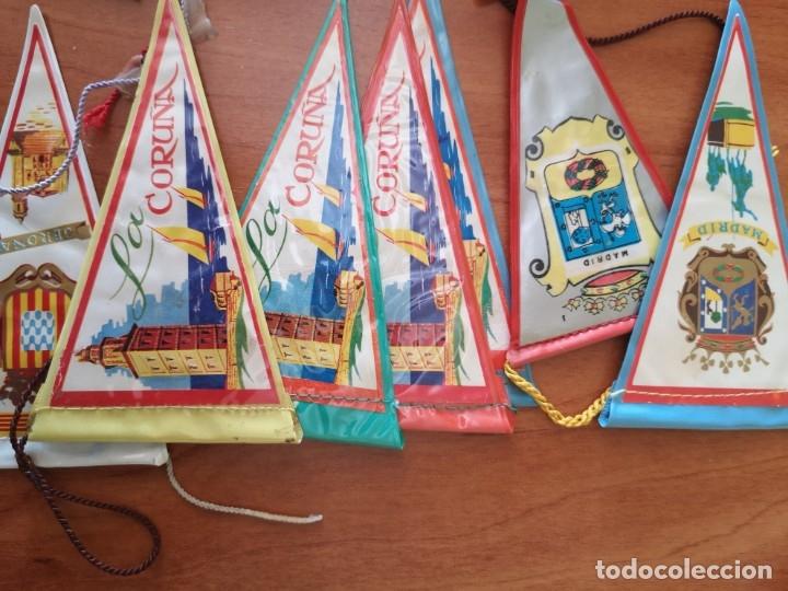Coleccionismo deportivo: Banderines de ciudades españolas - Foto 2 - 177889848