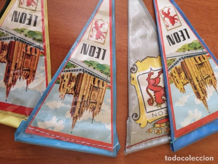 Coleccionismo deportivo: Banderines de ciudades españolas - Foto 3 - 177889848