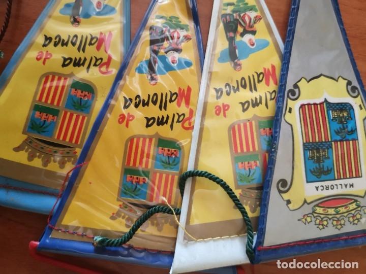 Coleccionismo deportivo: Banderines de ciudades españolas - Foto 4 - 177889848