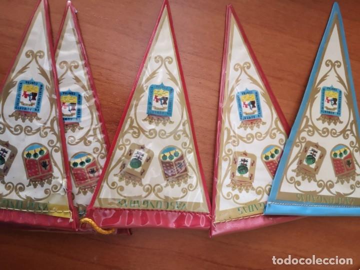 Coleccionismo deportivo: Banderines de ciudades españolas - Foto 7 - 177889848