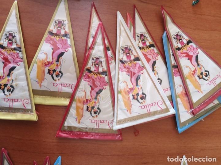 Coleccionismo deportivo: Banderines de ciudades españolas - Foto 8 - 177889848