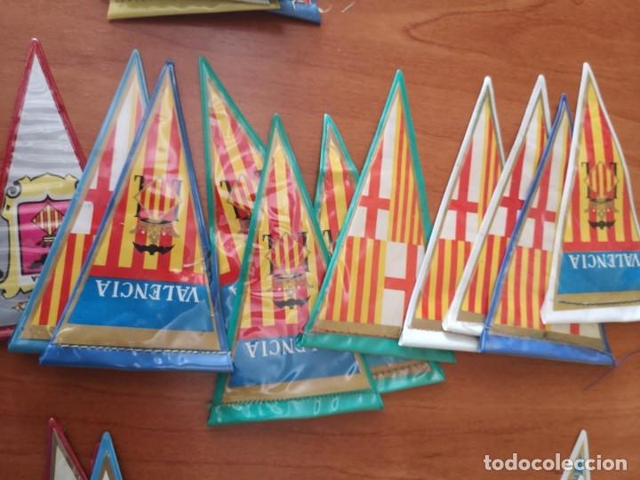 Coleccionismo deportivo: Banderines de ciudades españolas - Foto 9 - 177889848