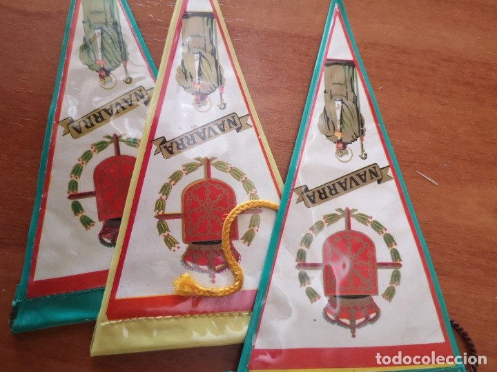 Coleccionismo deportivo: Banderines de ciudades españolas - Foto 11 - 177889848