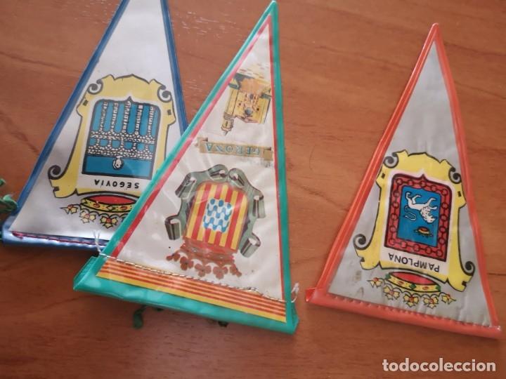 Coleccionismo deportivo: Banderines de ciudades españolas - Foto 14 - 177889848