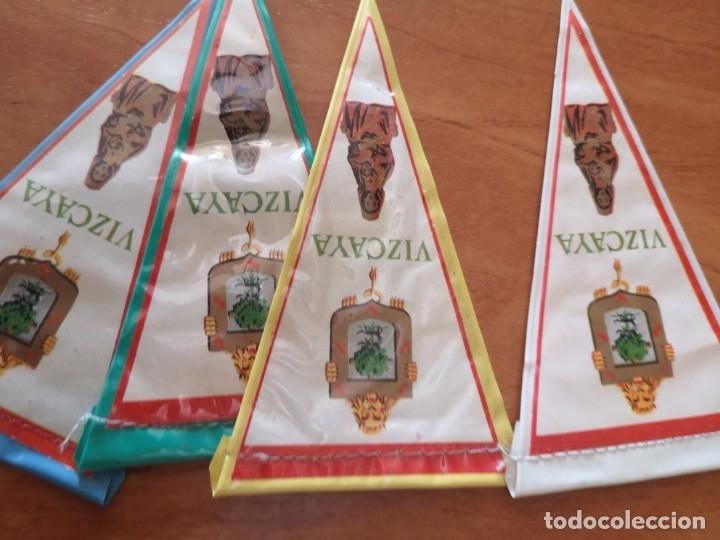 Coleccionismo deportivo: Banderines de ciudades españolas - Foto 15 - 177889848