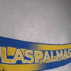 Coleccionismo deportivo: BUFANDA UNIÓN DEPORTIVA LAS PALMAS. Lote 178525217
