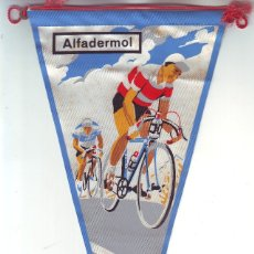 Coleccionismo deportivo: BANDERÍN DE CICLISMO AÑOS 1970. Lote 178846043