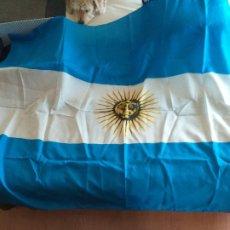 Coleccionismo deportivo: BANDERA DE ARGENTINA. Lote 178975692