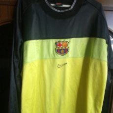 Coleccionismo deportivo: FC BARCELONA GOALKEEPER PORTERO 1998 XXL CAMISETA FUTBOL FOOTBALL SHIRT . Lote 179237262