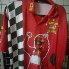 Coleccionismo deportivo: FERRARI SCHUMACKER XL CAMISETA SHIRT F1 . Lote 179241916