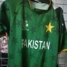 Coleccionismo deportivo: CRICKET PAKISTAN S CAMISETA SHIRT. Lote 179242046