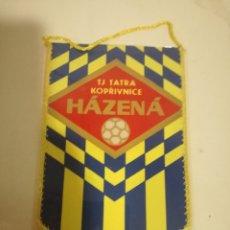 Coleccionismo deportivo: KOPRIVNICE HAZENA HRVATSKA CROATIA PENNANT BANDERIN SCARF FUTBOL FOOTBALL BANDERA FLAG . Lote 179243703