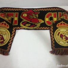 Coleccionismo deportivo: REAL MADRID ULTRASUR ANTICULE ULTRAS SCARF FUTBOL FOOTBALL BANDERA FLAG . Lote 179244146