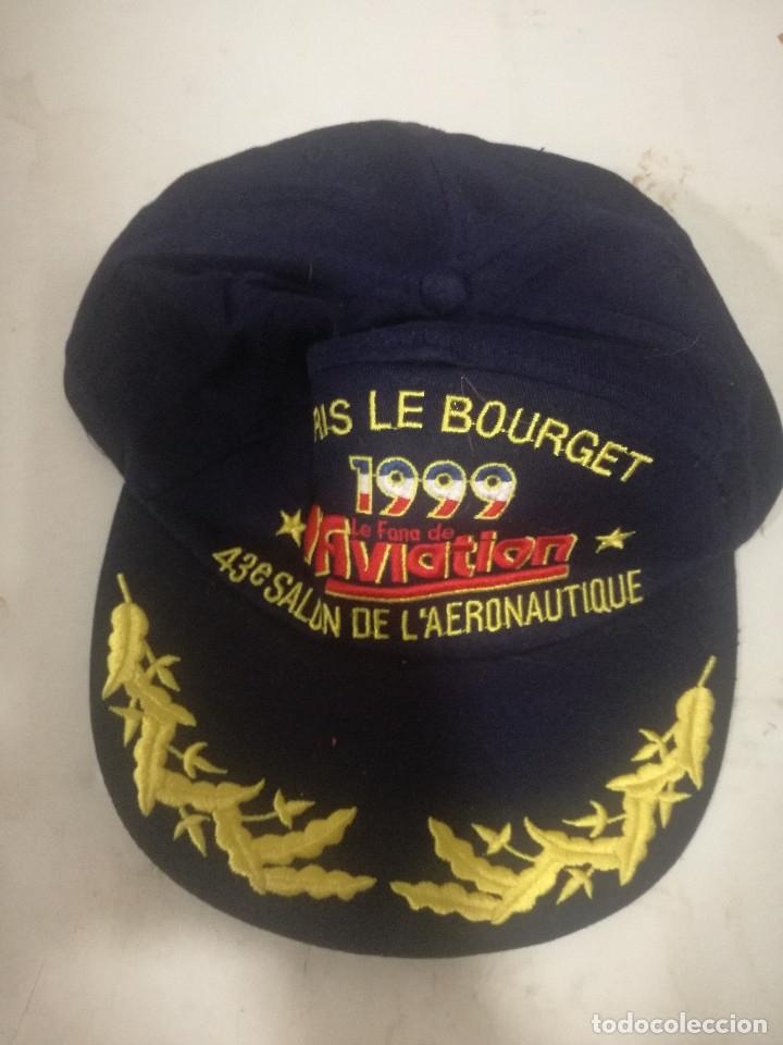 FRANCE AERONAUTIQUE CAP GORRA RACING MOTOGP MOTO TEAM RALLY SPORT F1 (Coleccionismo Deportivo - Banderas y Banderines otros Deportes)