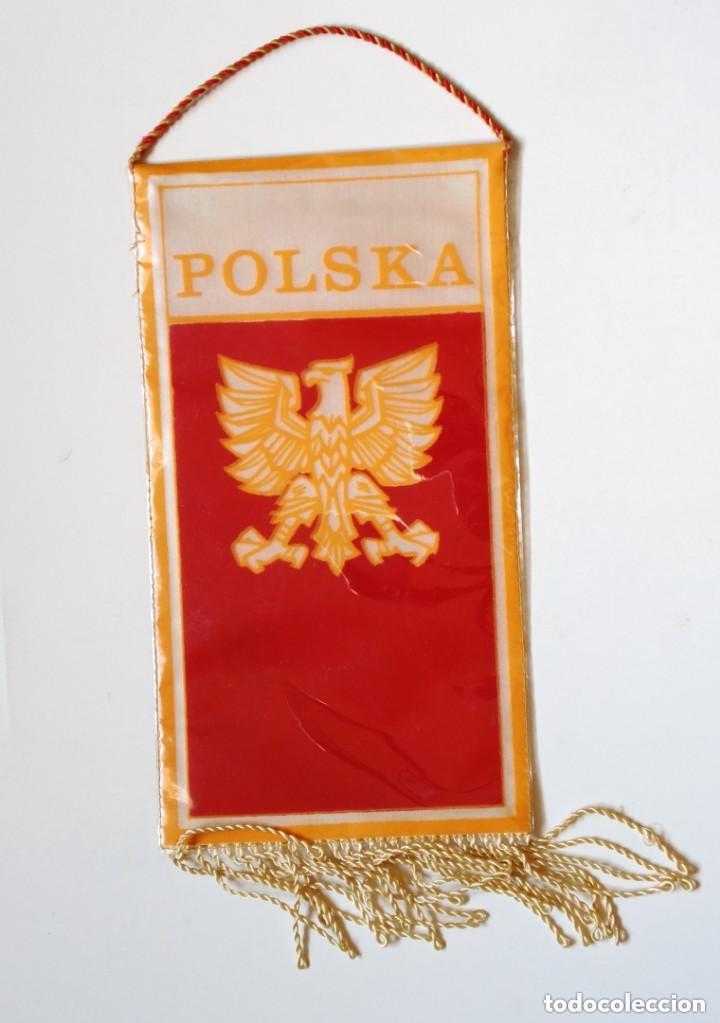 Coleccionismo deportivo: Banderín BOXEO: 21st European Amateur Boxing Championships 1975. (Katowice, Polonia) Polska - Foto 2 - 179322258