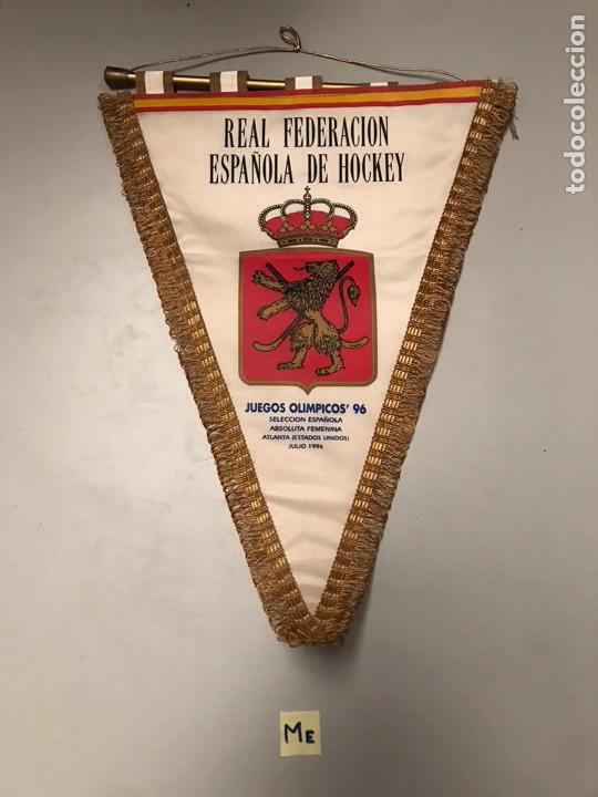 ANTIGUO BANDERÍN (Coleccionismo Deportivo - Banderas y Banderines otros Deportes)
