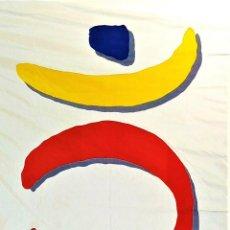 Coleccionismo deportivo: GRAN BANDERA PARALIMPICS BARCELONA 92. 200X300. SOSA DIAS. ESPAÑA. 1992. Lote 189552145