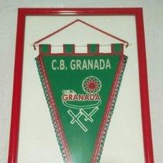 Coleccionismo deportivo: BANDERIN CB GRANADA . Lote 193433047