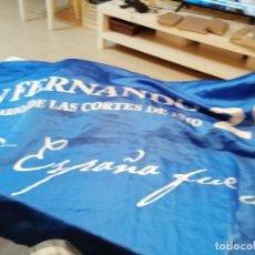 Coleccionismo deportivo: G-CADIZ1 BANDERA SAN FERNANDO 2010 VER FOTOS . Lote 195911588