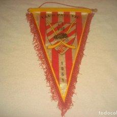 Coleccionismo deportivo: BANDERIN CLUB PATI VIC 1951. Lote 203918962