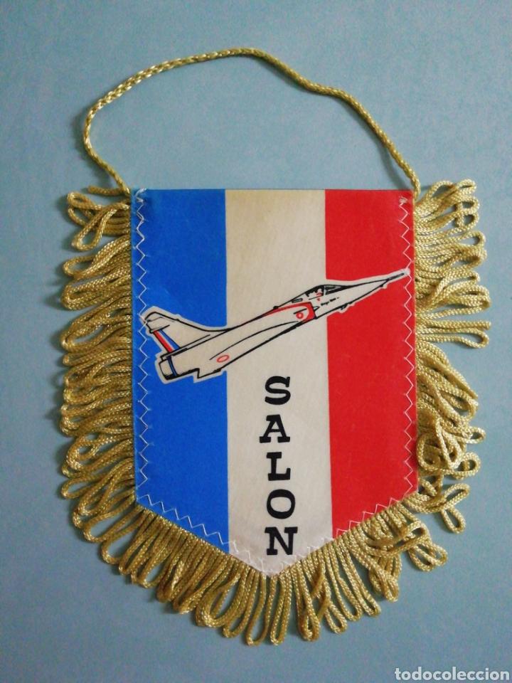 Coleccionismo deportivo: Banderin ECOLE DE L AIR de Francia - Foto 2 - 205727040